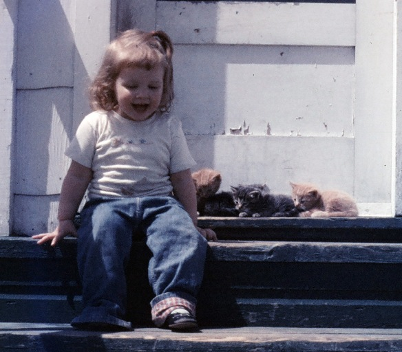 Me and Cats 1956